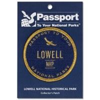 Lowell Passport Patch