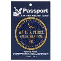 Passport Patch Waite & Peirce