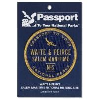 Passport Patch Waite & Peirce