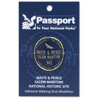 Waite & Pierce Passport Hiking Medallion