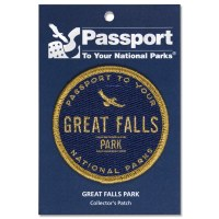 Great Falls Passport Patch