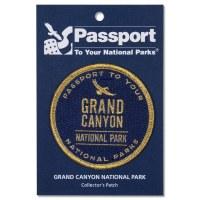 Grand Canyon Passport Patch