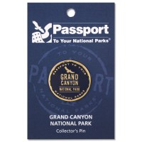 Grand Canyon Passport Pin