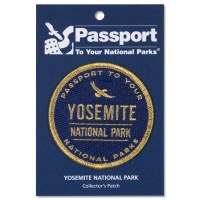 Yosemite Passport Patch