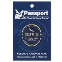 Yosemite Passport Hiking Medallion
