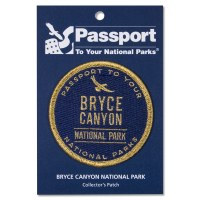 Bryce Canyon Passport Patch