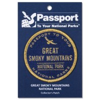 Great Smoky Mountains Passport Patch