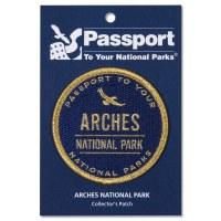 Arches Passport Patch
