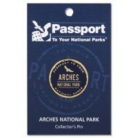 Passport Pin Arches