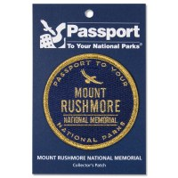 Mount Rushmore Passport patch