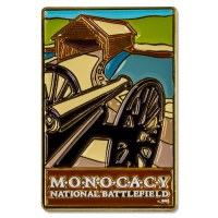 Monocacy National Battlefield Lapel Pin