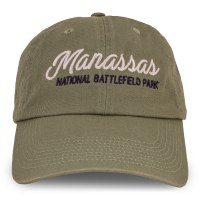 Manassas National Battlefield Cap