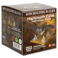 Mammoth Cave Bat Mini Blocks