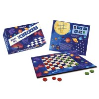 Night Sky Mini Checkers