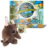 Junior Ranger Passport & Buddy Bison