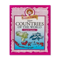 More Countries of the World Card Game