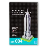 Empire State Building Nano Mini Blocks