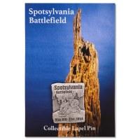 Spotsylvania Battlefield Pin