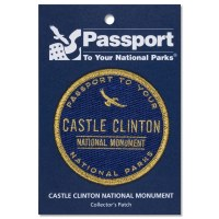 Castle Clinton Passport Patch