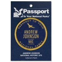 Andrew Johnson Passport Patch