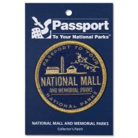 National Mall & Memorial Parks Passport Patch