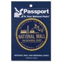 National Mall & Memorial Parks Passport Patch