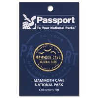 Mammoth Cave Passport Pin