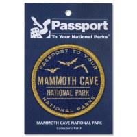 Mammoth Cave Passport Patch
