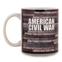 Abraham Lincoln House Divided Mug