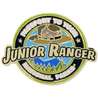 Junior Ranger Passport Pin
