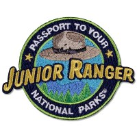 Junior Ranger Passport Patch