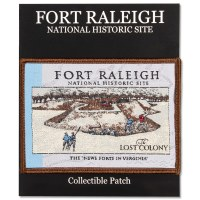 Fort Raleigh Lost Colony Patch