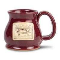 Fort Raleigh Mulberry Mug