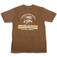 Blanchard Springs Caverns Tee - Brown