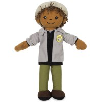 Plush Junior Ranger Doll Male