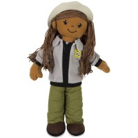 Plush Junior Ranger Doll Female