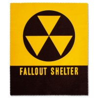 Fallout Shelter Microfiber Cloth