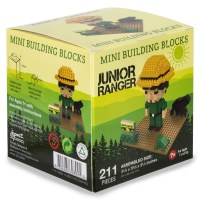 Junior Ranger Mini Blocks