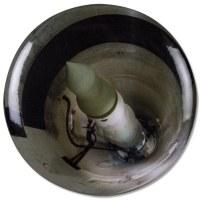 Round in Silo Magnet