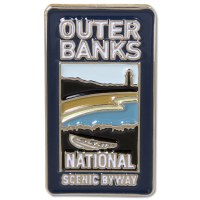 Outer Banks Byway Pin