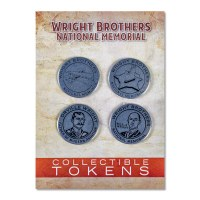 Wright Brothers Tokens