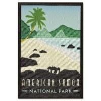 American Samoa Trailblazer Patch