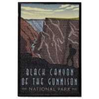 Black Canyon Of The Gunnison Trailblazer Patch