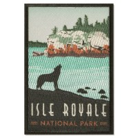 Isle Royale Trailblazer Patch