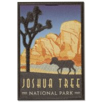 Joshua Tree Trailblazer Patch