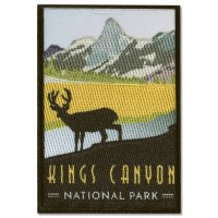 Kings Canyon Trailblazer Patch