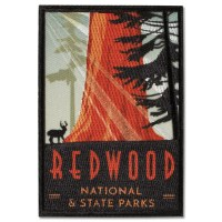 Redwood Trailblazer Patch