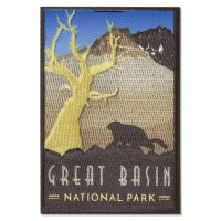 Great Basin Trailblazer Patch