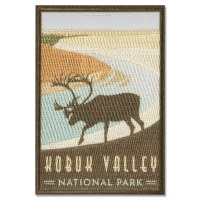 Kobuk Valley Trailblazer Patch