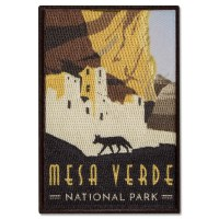 Mesa Verde Trailblazer Patch